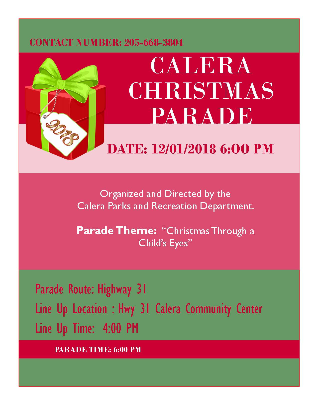 ChristmasParade 2018