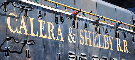 Calera and Shelby Railroad